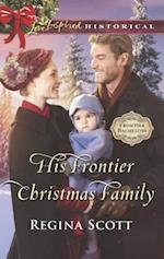 His Frontier Christmas Family (Love Inspired Historical)