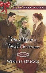 Once upon a Texas Christmas (Love Inspired Historical)