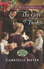 The Gift of Twins (Love Inspired Historical)