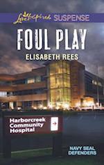 Foul Play af Elisabeth Rees