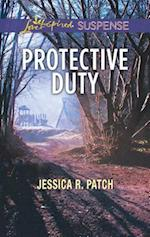 Protective Duty af Jessica R. Patch