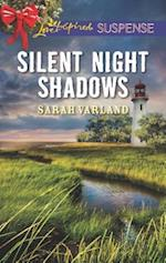 Silent Night Shadows (Love Inspired Suspense)