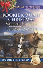 Rookie K-9 Unit Christmas (Love Inspired Suspense)