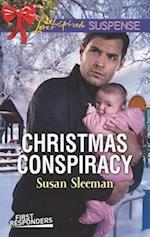 Christmas Conspiracy (Love Inspired Suspense)