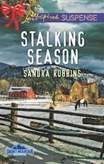 Stalking Season (Love Inspired Suspense)