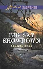 Big Sky Showdown (Love Inspired Suspense)