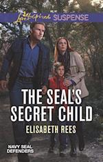 The Seal's Secret Child (Love Inspired Suspense)