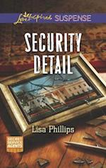 Security Detail (Love Inspired Suspense)