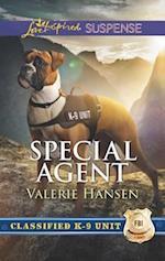 Special Agent (Love Inspired Suspense)