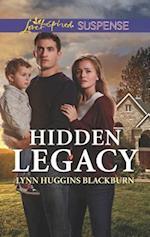 Hidden Legacy (Love Inspired Suspense)