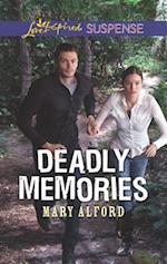 Deadly Memories (Love Inspired Suspense)
