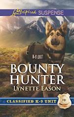 Bounty Hunter (Love Inspired Suspense)