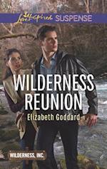 Wilderness Reunion (Love Inspired Suspense)