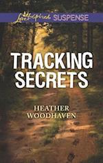 Tracking Secrets (Love Inspired Suspense)
