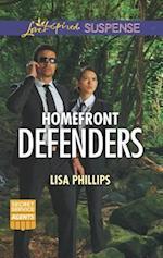Homefront Defenders (Love Inspired Suspense)