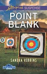 Point Blank (Love Inspired Suspense)