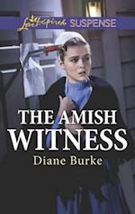 The Amish Witness (Love Inspired Suspense)