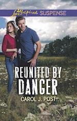 Reunited by Danger (Love Inspired Suspense)