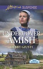 Undercover Amish (Love Inspired Suspense)