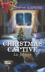 Christmas Captive (Love Inspired Suspense)