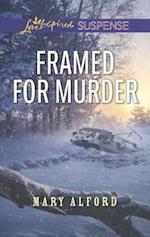 Framed for Murder (Love Inspired Suspense)