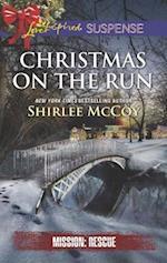 Christmas on the Run (Love Inspired Suspense)