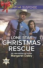 Lone Star Christmas Rescue (Love Inspired Suspense)