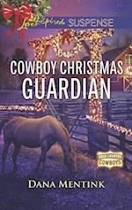 Cowboy Christmas Guardian (Gold Country Cowboys)