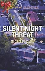 Silent Night Threat (Love Inspired Suspense)