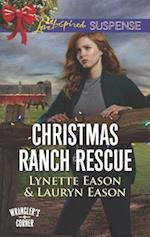Christmas Ranch Rescue (Love Inspired Suspense)
