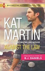 Against the Law & Twelve-gauge Guardian af Kat Martin