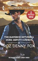The Maverick Returns & Duke (Harlequin The Cowboy Collection, nr. 17)