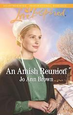 An Amish Reunion (Love Inspired)