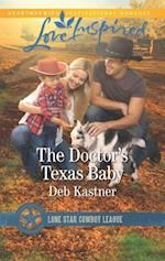 The Doctor's Texas Baby (Love Inspired, nr. 5)