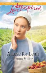 A Love for Leah (Love Inspired)