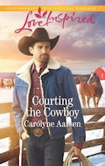 Courting the Cowboy (Love Inspired, nr. 1)