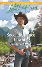Second-Chance Cowboy (Love Inspired)
