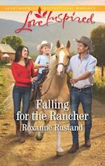 Falling for the Rancher (Love Inspired)