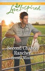Second Chance Rancher (Love Inspired)