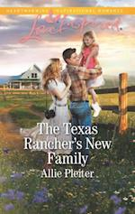 The Texas Rancher's New Family (Love Inspired)