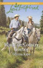 Mountain Country Cowboy (Love Inspired)
