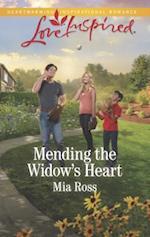 Mending the Widow's Heart (Love Inspired)