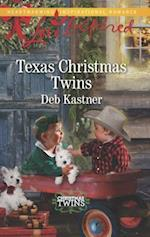 Texas Christmas Twins (Love Inspired)