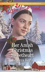 Her Amish Christmas Sweetheart (Love Inspired)