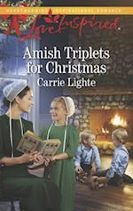 Amish Triplets for Christmas (Love Inspired)
