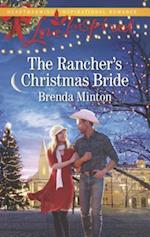 The Rancher's Christmas Bride (Love Inspired)