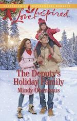 The Deputy's Holiday Family (Love Inspired)