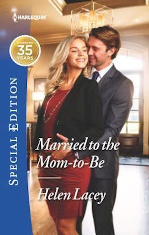 Bog, paperback Married to the Mom-to-be af Helen Lacey