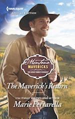 The Maverick's Return (Harlequin Special Edition)