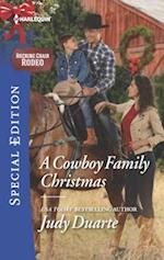 A Cowboy Family Christmas (Harlequin Special Edition)